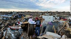 Some 10,000 people were directly impacted by the tornado.
