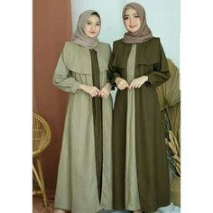 Cute Fashion, Modest Fashion, Hijab Fashion, Fashion Outfits, Fashion Clothes, Fashion Fashion, Retro Fashion, Winter Fashion, Muslim Dress