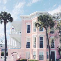 Sweet, Short & Stylish: Charleston Travel Diary:
