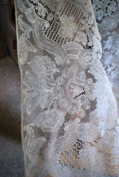 Brabant Lace Doilies, Antique Lace, Bobbin Lace, Rose Petals, Brussels, Belgium, Linens, The Twenties, Projects To Try