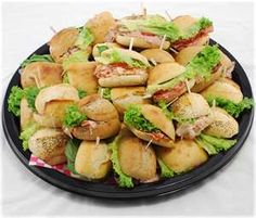 Image Search Results for sandwich party trays