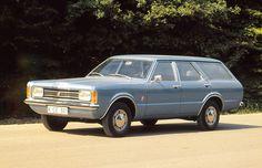 Ford Taunus (Turnier) / Modellübersicht / FordCars / Ford Fan Site