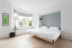 Clapham - bedroom