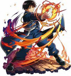 Not all those who wander are lost~ Mustang taisa Fullmetal Alchemist Brotherhood, Fullmetal Alchemist Mustang, Fullmetal Alchemist Alphonse, Roy Mustang, Fanarts Anime, Anime Characters, Manga Anime, Anime Art, Me Me Me Anime