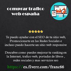 Comprar trafico web desde España, seguro, visitas reales, humanas...