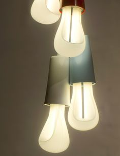 Plumen 002 - the new light bulb that sets the mood