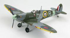 "Hobby Master 1:48 Supermarine Spitfire Mk.II, No. 312 ""Czech"" Sqn., RAF"
