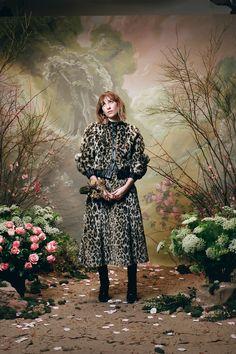 Rodarte Fall 2018 Ready-to-Wear Fashion Show Collection
