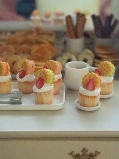 Rubyrose's Bakery/Cupcake ' ice cream cookie por MiniofRubyrose