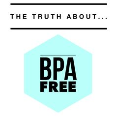 The truth about BPA-free. If you think buying BPA-free products is the way to go...think again. ALL plastics leach chemicals and there is no legislation to ensure any plastic products are safe.