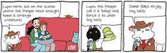 Breaking Cat News by Georgia Dunn for Jun 5, 2017 | Read Comic Strips at GoComics.com