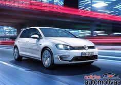 Volkswagen confirma testes com o Novo Golf GTE no Brasil - Notícias Automotivas - Notícias de carros