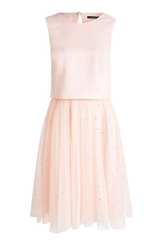 Esprit / Abito con gonna in tulle e strass 129.99