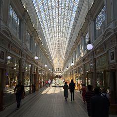 Shopping mall in Nevsky Prospekt.