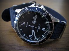 J. Crew for Timex Andros Watch