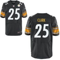 c28fa2b3a Nike Steelers Maurkice Pouncey Black Team Color Mens NFL Elite Jersey And  Tyrann Mathieu jersey