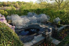 Cloud Terrace at Dumbarton Oaks Gardens // Art is Love™ Art is Love™