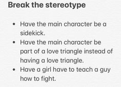 #stereotype #writing #writingprompts #prompt #prompts