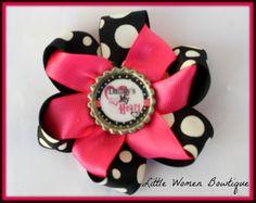 www.facebook.com/littlewomenbowtique $4