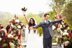 This is beautiful. Every bride and groom needs to feel like this at their wedding!!! :) <3 <3 <3