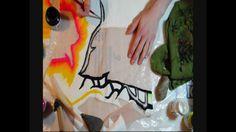 Painting Rhythmic Gymnastics Leotards