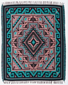 Beautiful Ultra Soft Throw Blankets In Native American Southwest Styles High Quality