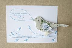 Invitation, #invitation, #bird diy