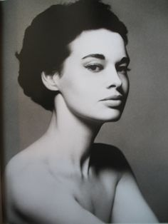 "gloria vanderbilt by richard avedon, 1957. an amazingly strong woman. her son, anderson cooper, wrote of her: ""years ago i asked her how she had survived. 'i had an image of myself that at my core there was a rock-hard diamond that nothing could get at, nothing could crack,' she said. it was not a boast, it was a statement of fact, a sentence suffused with sadness."""