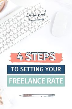 How the heck are you supposed to set rates as a freelancer? It's a sore spot for many freelancers—mostly because it's undeniably tough. Aim too high, and you're worried that you'll send prospective clients running for the hills. But, quote too low, and you feel like you're leaving money on the table. So after bring a freelance writer for years, here's my very best advice when it comes to setting your own freelance writing rates! Writing A Book, Writing Tips, How To Get Clients, Make Money Writing, Job Posting, Resume Tips, Online Entrepreneur, Virtual Assistant, Professional Development