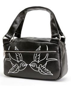 Lux de Ville Sparrows Day Bag
