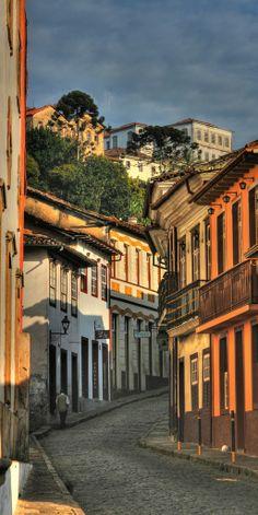 Ouro Preto, MG, Brasil
