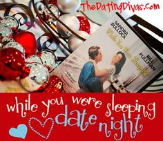 Turn an ordinary movie night into an extraordinary date night with these clever ideas. www.TheDatingDivas.com #dateideas #datenight #datingdivas