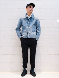 Jacket : UNITED ARROWS & SONS 薄い色、意外といいかも! オンラインスト