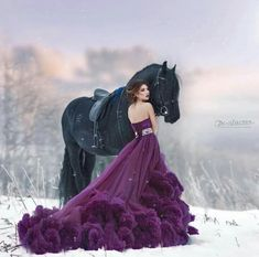 I just had to pin this because the dress is so stunning. I just had to pin this because the dress is so stunning. Pretty Dresses, Beautiful Dresses, Gorgeous Dress, Horse Girl Photography, Nature Photography, Bride Pictures, Most Beautiful Horses, Beautiful Beautiful, Fantasy Dress