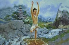 Launch of an iconic art publication 'Bhagwan Shri Swaminarayan: A Saga in Paintings', Ahmedabad, India Art Village, Krishna Wallpaper, Wallpaper Gallery, Pencil Art Drawings, Indian Gods, Gouache Painting, Indian Paintings, Deities, Jems Bond