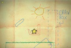 Crayon physics deluxe: videojuego de rompecabezas y física en 2D (para pc y dispositivos móviles)