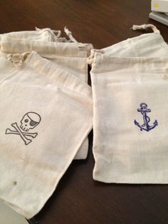 Pirate Party Goody Bags