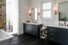 HOME It might be the smallest room but our downstairs loo is one of my favourite...#downstairs #favourite #home #loo #room #smallest Dark Floor Bathroom, Simple Bathroom, Master Bathroom, Bathroom Ideas, Bathroom Trends, Downstairs Bathroom, Bathroom Hacks, Budget Bathroom, Master Bedrooms