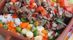 This meat salad is one of the coziest homemade meals of Honduras. Although it's true that there are different versions in other countries, they don't compare to the salpicón of this inviting Central American country, where salpicón has a special flavor that is both simple and delicioso. Salpicón is always garnished with rice and tortillas, but you can also serve it with just one or the other. This Honduran recipe is prepared with culantro de pata, which is a variety of culantro with large…