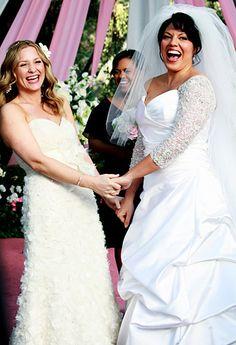 Callie and Arizona Grey's Anatomy