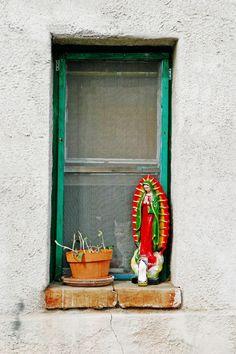 LA VIRGEN DE GUADALUPE~Window