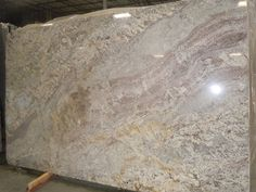 White springs granite  This is in my kitchen.  Love it!