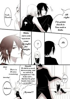 22. Even when it's over Sasuke want more sex Credit: pixiv.net/member_illust.php?id=2117575