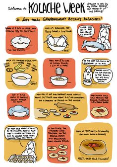 Recipe for kolaches. I'm baking these for Memorial Day picnic!