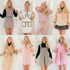 Girly Girl Outfits, Mode Outfits, Girly Outfits, Classy Outfits, Pretty Outfits, Stylish Outfits, Beautiful Outfits, Pink Fashion, Cute Fashion