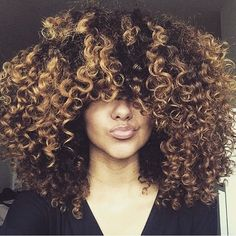 """Affordable luxury 100% virgin hair starting at $65/bundle in the USA. Achieve this look with our luxury line of Mongolian Curly hair extensions, available in lengths 10"""" - 26""""."""