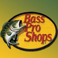 Bass Pro Shops - I could spend hours in this place!