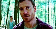 Shared by Kiri. Find images and videos about gif, x-men and michael fassbender on We Heart It - the app to get lost in what you love. X Men, Michael Fassbender Gif, Erik Lehnsherr, Mr Perfect, Cherik, Ben Barnes, Two Faces, Marvel Movies, Face Claims