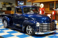 1951 Chevrolet 5 Windo Pickup