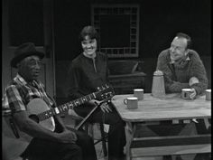 Pete Seeger's Rainbow Quest - Hedy West, Paul Cadwell,Mississippi John Hurt (Full Episode) - YouTube